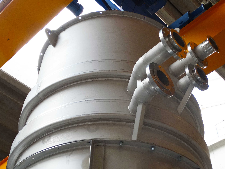Almeco, Industrial Fans, Cyogenic Liquid Evaporators