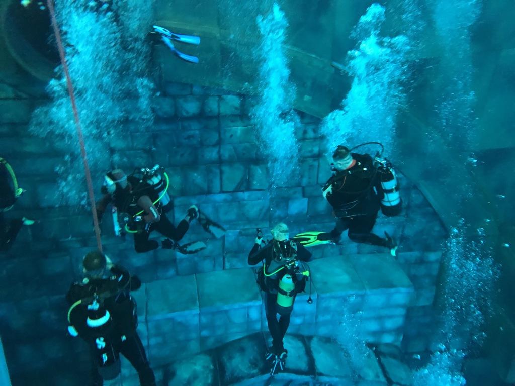 Dive initiation, Axon Group