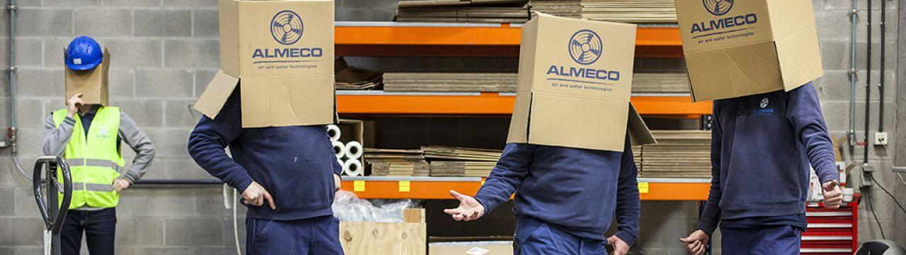 Almeco boxes