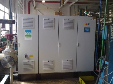 control of a cooling tower