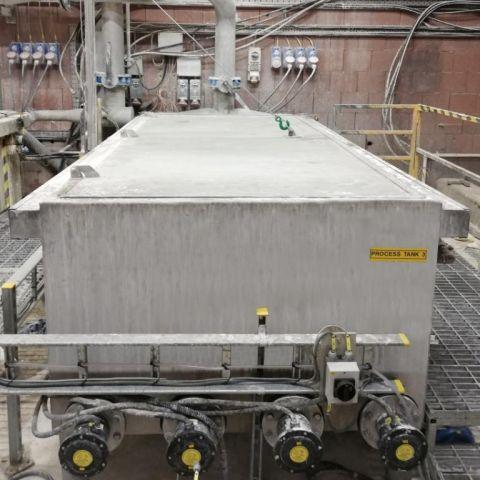 Cleaning dies for aluminium extrusion, PCA Water