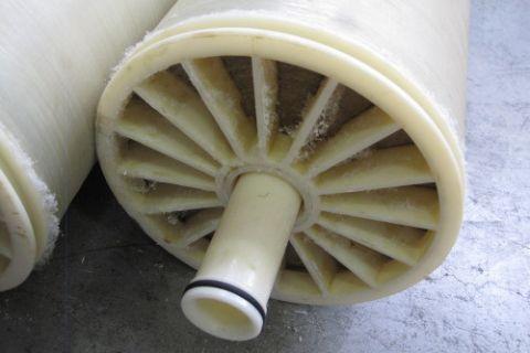 contaminated membrane