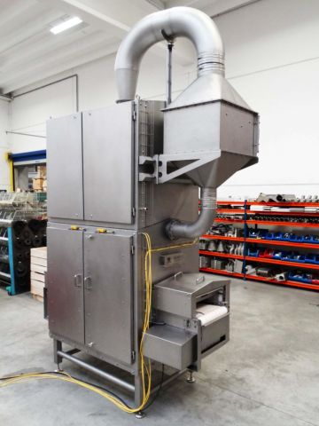 Ronair drying system for cheese wheels