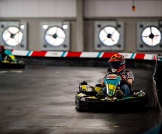 reduction CO Karting