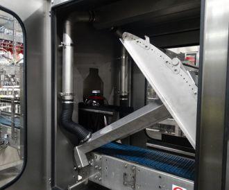 Ronair PET bottle dryer